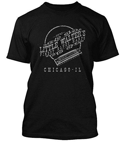 little-walter-inspired-blues-harp-t-shirt-uomini-large-nero