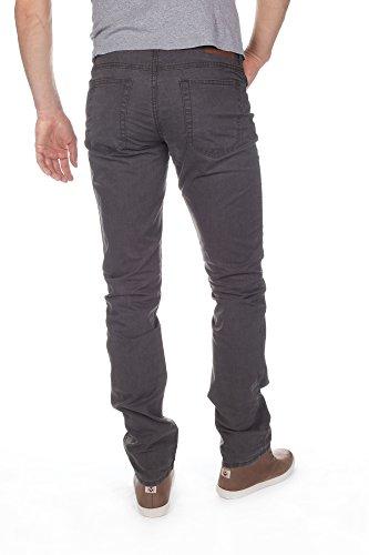 Pantalon toile extensible Redman Texan Prenium Homme brown