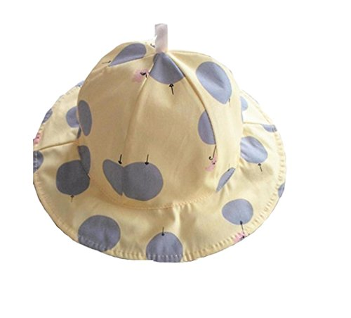 4e3b19cd6e95 Sumolux Bonnet Chapeau de Bébé Chapeau Enfant Chapeau de Bebe Fille en Coton  Chapeau Enfant Bonnet