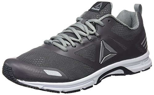 Reebok Ahary Runner, Zapatillas de Running para Hombre, Gris (Ash Grey/Flint Grey/White), 43 EU