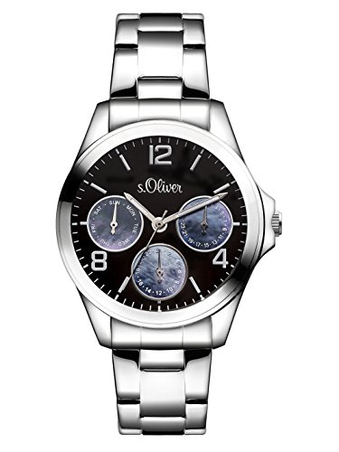 s.Oliver Time Women's Watch SO-3302-MM