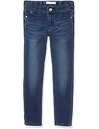 Guess J71a62d2e70, Jeans Mixte Bébé