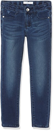 Guess Unisex Baby Jeans J71A62D2E70 Blau (Blue Wash A3117), 152 (Herstellergröße: 12) (Guess Baby Jeans)