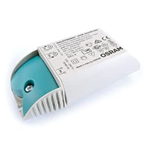 Osram 70VA HTM Transformateur électronique 20à 70watts pour ampoules LED et halogènes 12V
