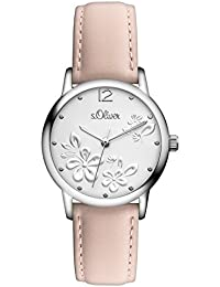 s.Oliver Time Damen-Armbanduhr SO-3373-LQ