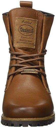 Dockers by Gerli Damen 41iy202-120470 Desert Boots Braun (Cognac)