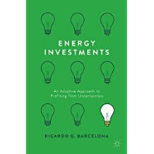 Energy Investments: An Adaptive Approach to Profiting from Uncertainties