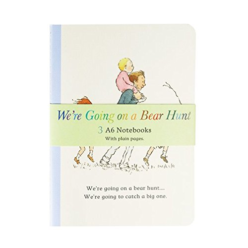 we-re-going-on-a-bear-hunt-set-von-drei-a6-notebooks