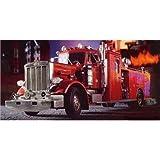 Peterbill Fire Truck 1 25