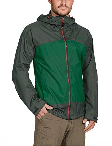 Jack wolfskin airrow veste pour homme Vert - Cucumber Green