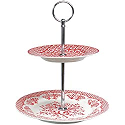 Greengate Stephanie Etagere red One Size