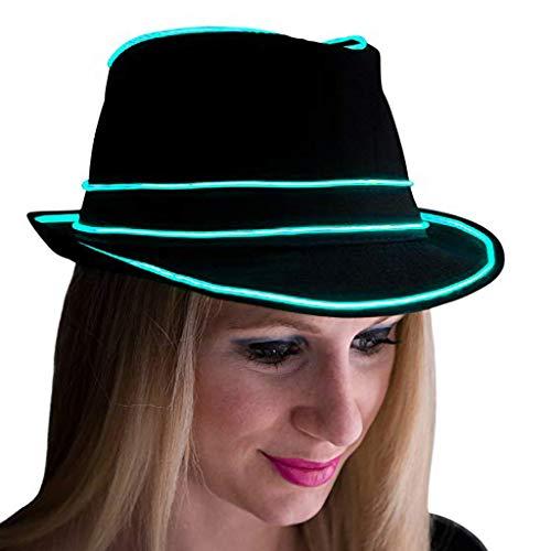 Der Große Gatsby Dress Up - Ears Unisex Sommer Nachtleben Lichter Hut