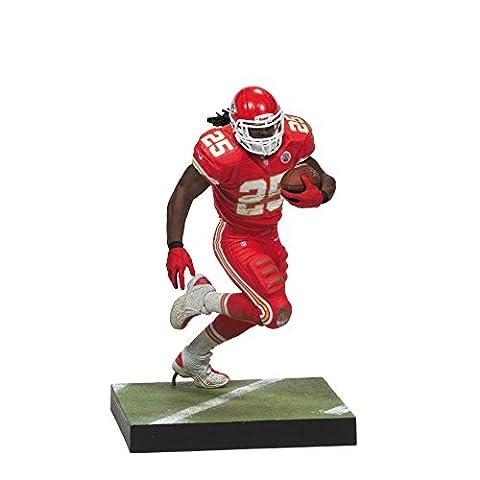 McFarlane NFL Series 34 JAMAAL CHARLES - Kansas City Chiefs Figur (Kansas City Royals Miniatur)