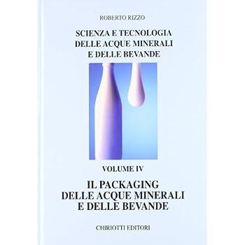 Scienza E Tecnologia Delle Acque Minerali E Delle Bevande: 4