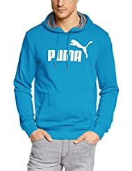 PUMA Herren Sweatshirt ESS No.1 Logo Hooded Sweat TR