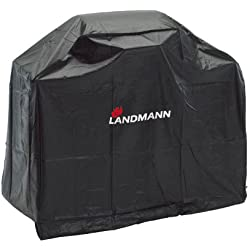 Landmann 0276 - Funda para barbacoas 130 x 110 x 60 cm