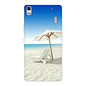 Special Vaccation Multicolor Back Case Cover for Lenovo A7000