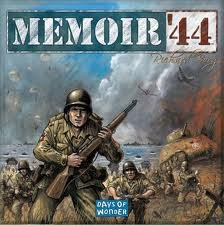 Days of Wonder- Memoir 44 - Español,, Talla única (Edge DOW7381)