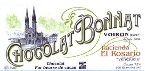 Bonnat Chocolat Hacienda El Rosario 75%