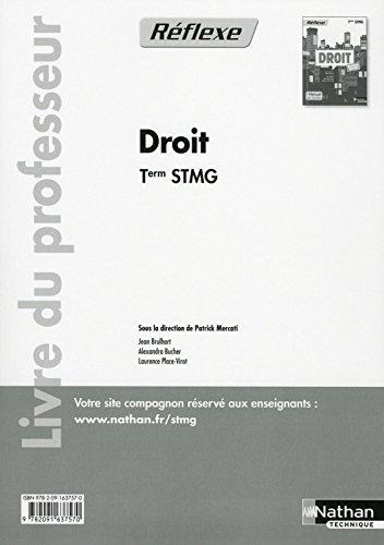 Droit - Tle STMG