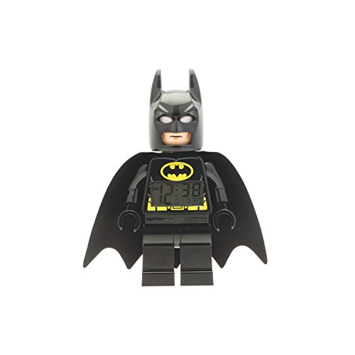 Lego Wecker Super Helden Batman DC Super Heroes (Dc-wecker)