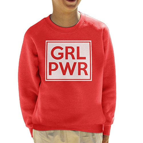 Coto7 Grl Pwr Kid's Sweatshirt