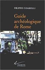 Guide archéologique de Rome de Filippo Coarelli