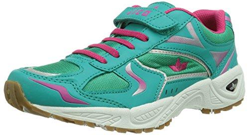 Lico Bob Vs, Chaussures fille turquesa - azul turquesa/rosa
