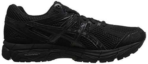 Asics GT-1000 3 Large Synthétique Chaussure de Course Black-Onyx-Lightning