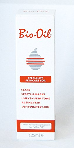 Bio Oil Specialist Skin Care Oil – 125 ml by Bio Oil Beauty (English Manual)
