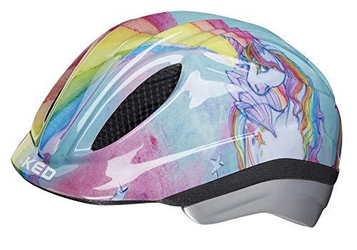 KED Meggy Originals Helmet Kinder Einhorn Paradies Kopfumfang S/M | 49-55cm 2020 Fahrradhelm