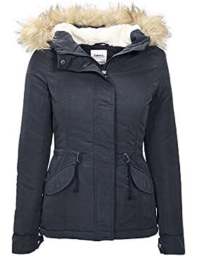 [Patrocinado]Sólo la mujer invierno chaqueta clave Short Parka Jacket Otw