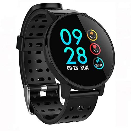 FJTYG Dual Display Smart Watch Für Männer Ip67 Wasserdicht Fitness Armband Business Smartwatch Activity Tracker Writwatch Smart Band -