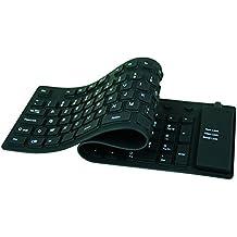 TX RK-2503 Clavier souple USB Noir