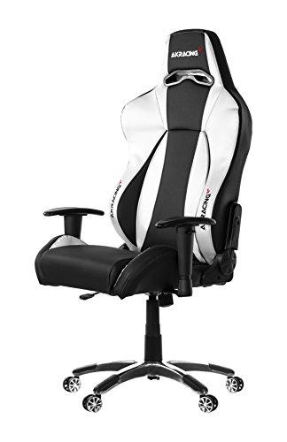 Buy AKRACING Premium V2 Gaming Chair – schwarz/silber Reviews