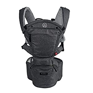 MiaMily HipsterTM Smart - The New Revolutionary 3D Baby Carrier   5