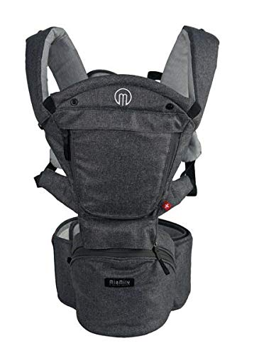 MiaMily HipsterTM Smart - The New Revolutionary 3D Baby Carrier MiaMily HIPSTER™ SMART is a 3D baby carrier. A 3D baby carrier is a carrier that has a built-in 3D hip seat incorporated to the structure and this makes ALL THE DIFFERENCE. Ergonomic for the baby Ergonomic for the parent 1