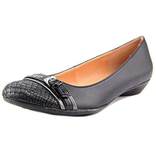 naturalizer-hopeful-mujer-us-7-negro-estrechos-zapatos-planos