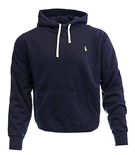 Ralph Lauren Sweatshirt Hoodie Kapuze Dunkelblau M (Polo Pullover Lauren Ralph)