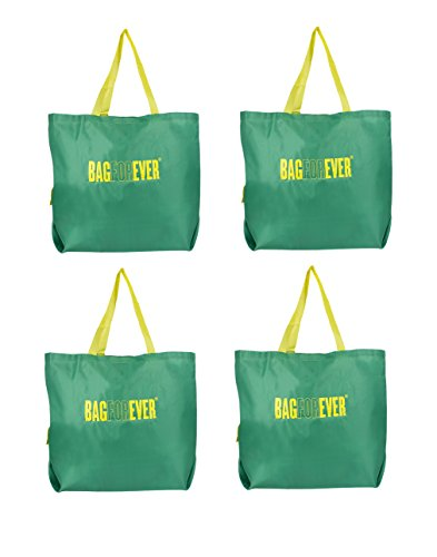 Bagforever Pack of 4 Shopping Bags