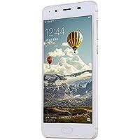 Smartphone moviles libres Teléfonos Móviles Libres de Dual SIM Dual Baratos, 5.0 Pantalla HD, Android 5.1, Quad-Core 4G/GSM, Cámara trasera 3.0MP con flash LED, cámara frontal 0.3MP - Blanco