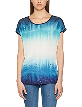 ESPRIT Collection 047eo1k020, Camiseta para Mujer