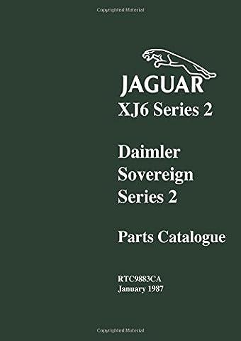 Jaguar XJ6 Series 2 Daimler Sovereign Series 2