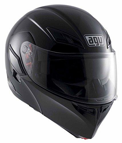 AGVAuriculares Compact E2205, color Negro, talla 4