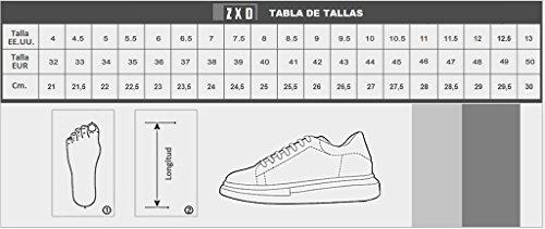 ZXD  Vibra, Baskets pour fille Noir