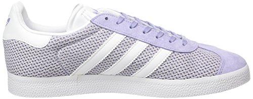 Adidas Gazelle Bb5177 Scarpe De Tennis Donna Verde (vert Facile / Chaussures Blanc / Vert Facile)