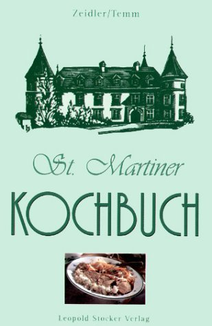 Stocker St. Martiner Kochbuch
