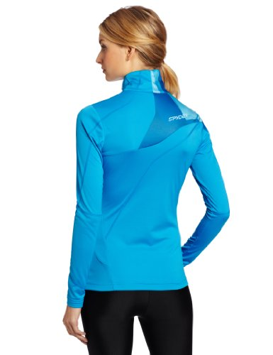 Spyder Damen Photovoltaik Dry W.E.B. T Hals Shirt Coast/Blue My Mind