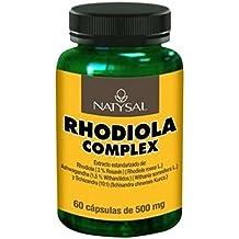 Rhodiola Complex 60 cápsulas de Natysal