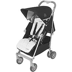 Maclaren Techno XLR - Silla de paseo, color negro y gris